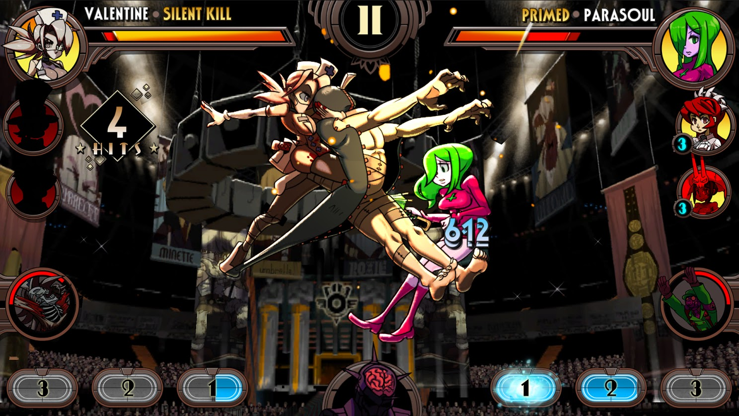 skullgirls brings an rpg twist to ios and android