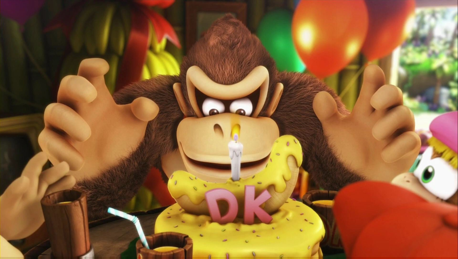 If Donkey Kong Were A Real Gorilla, He Might Be Dead