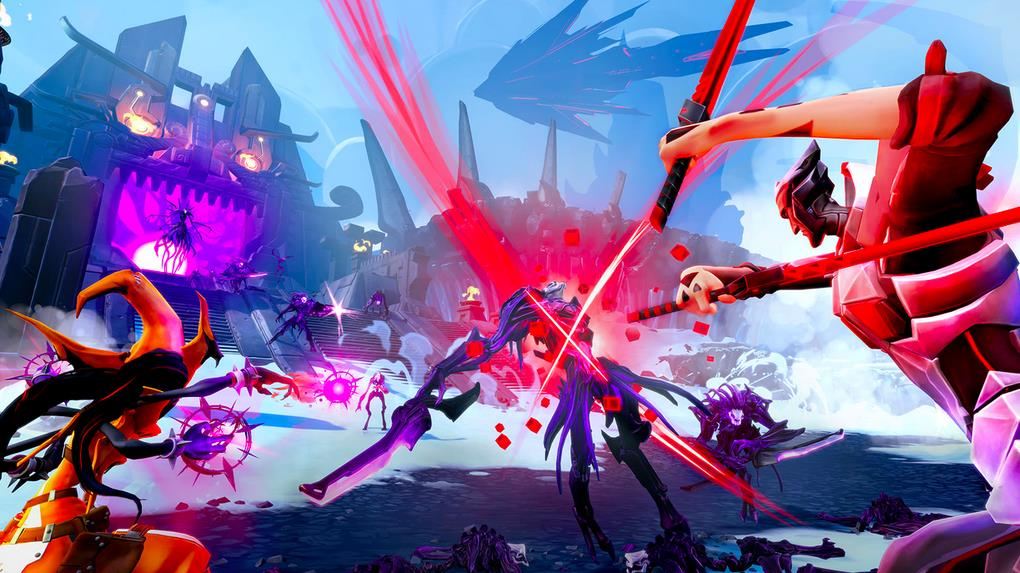 Battleborn is insanely cheap in this week's Humble Bundle screenshot