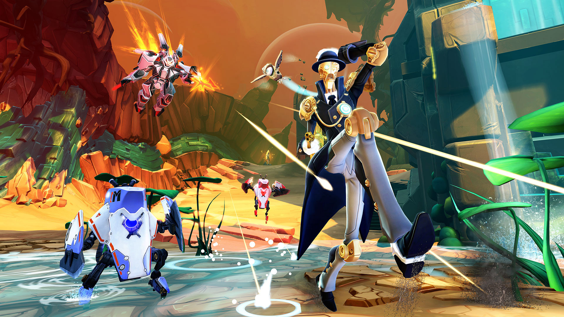 Battleborn has its own PlayStation Flash Sale screenshot
