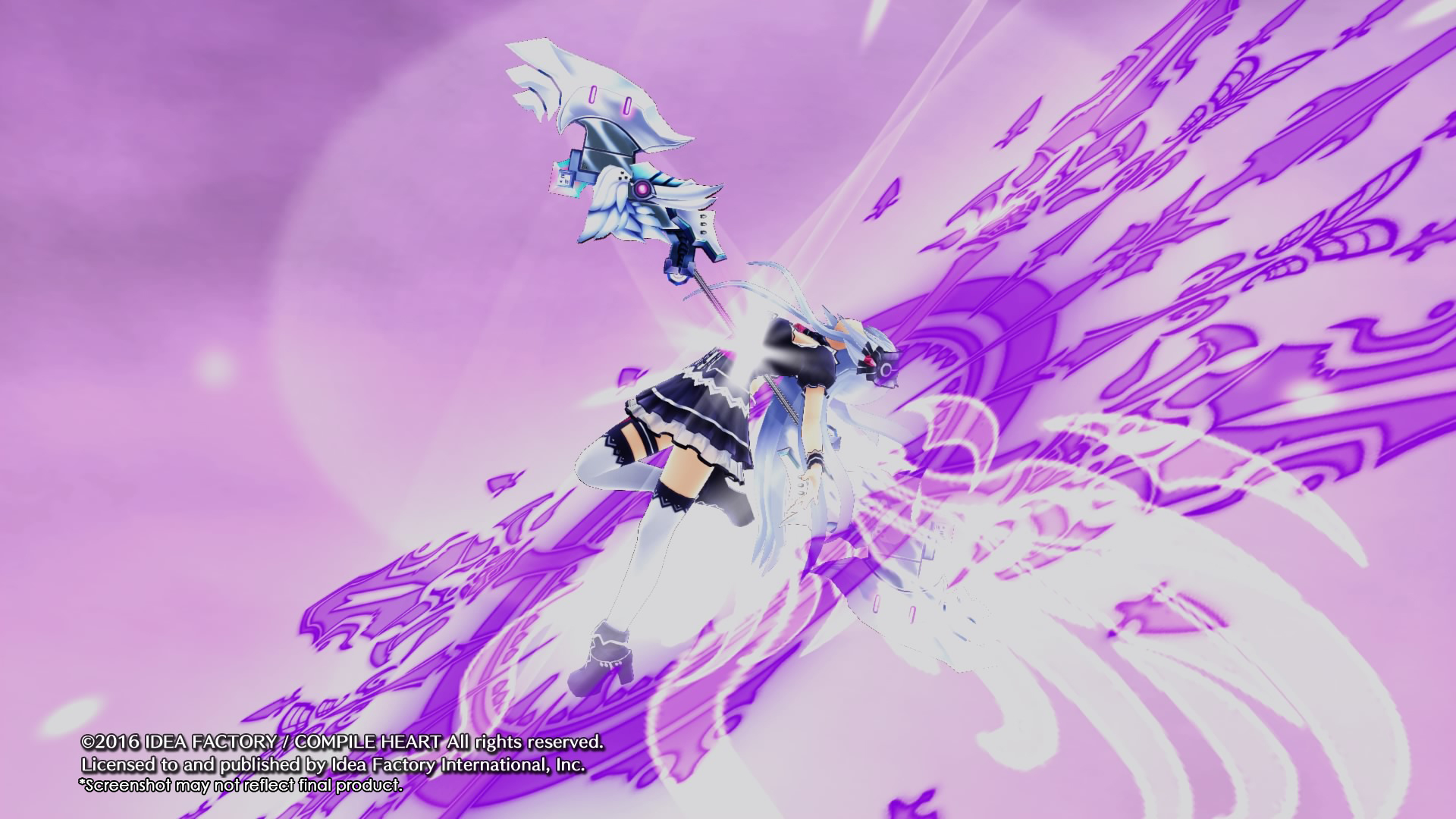 Review Fairy Fencer F Advent Dark Force