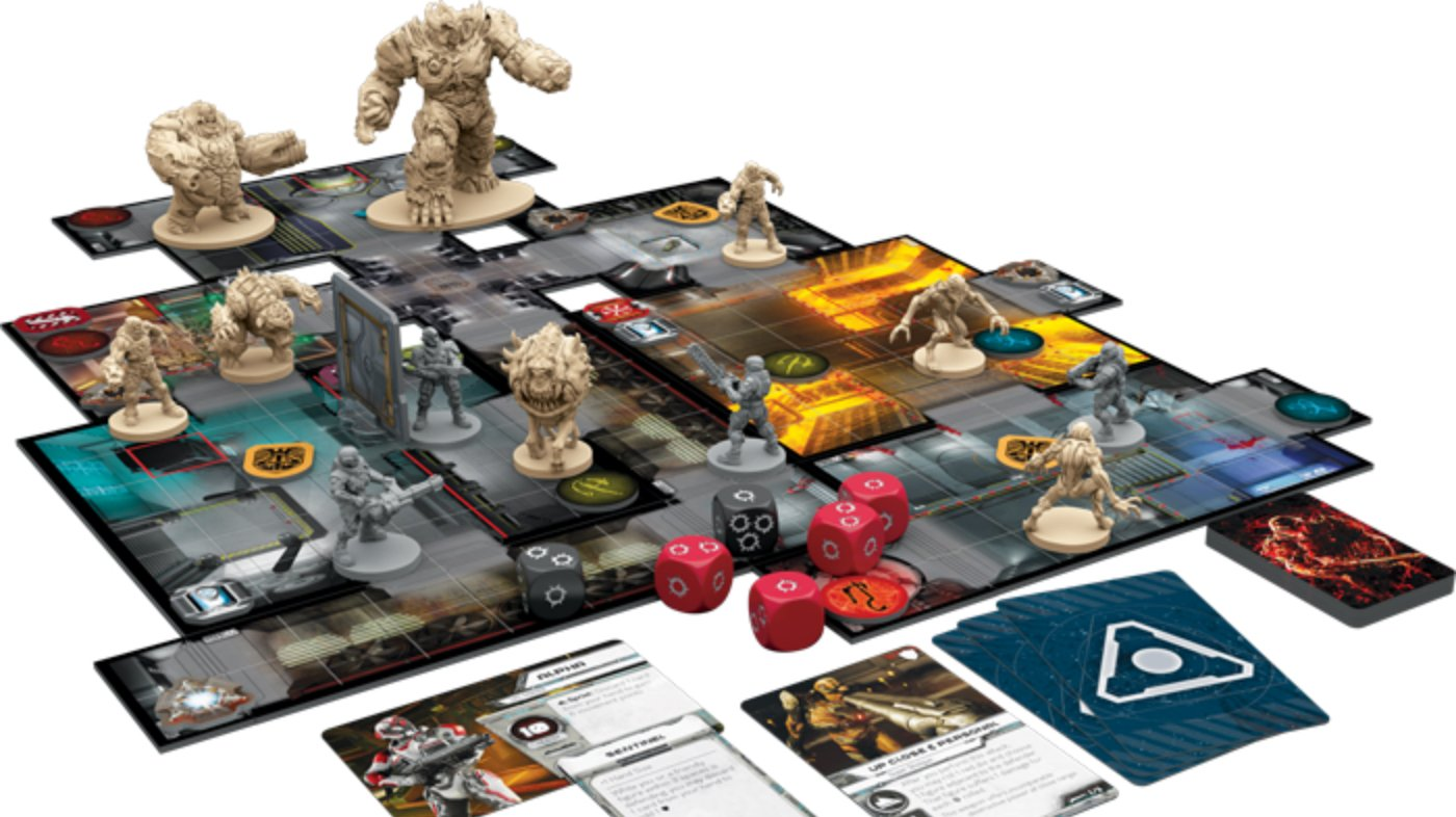 2004 39 s doom board game is getting updated - Fallout juego de mesa ...