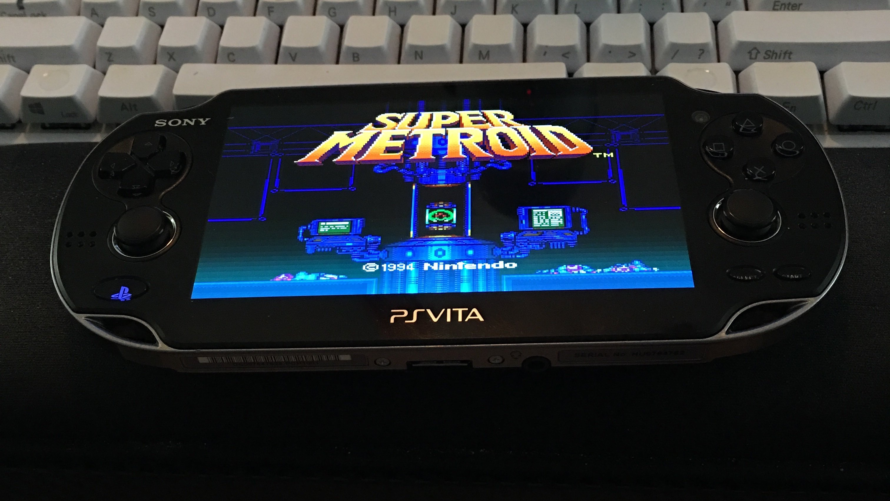 Playstation Vita hacked: Run emulators, homebrew, and more ...