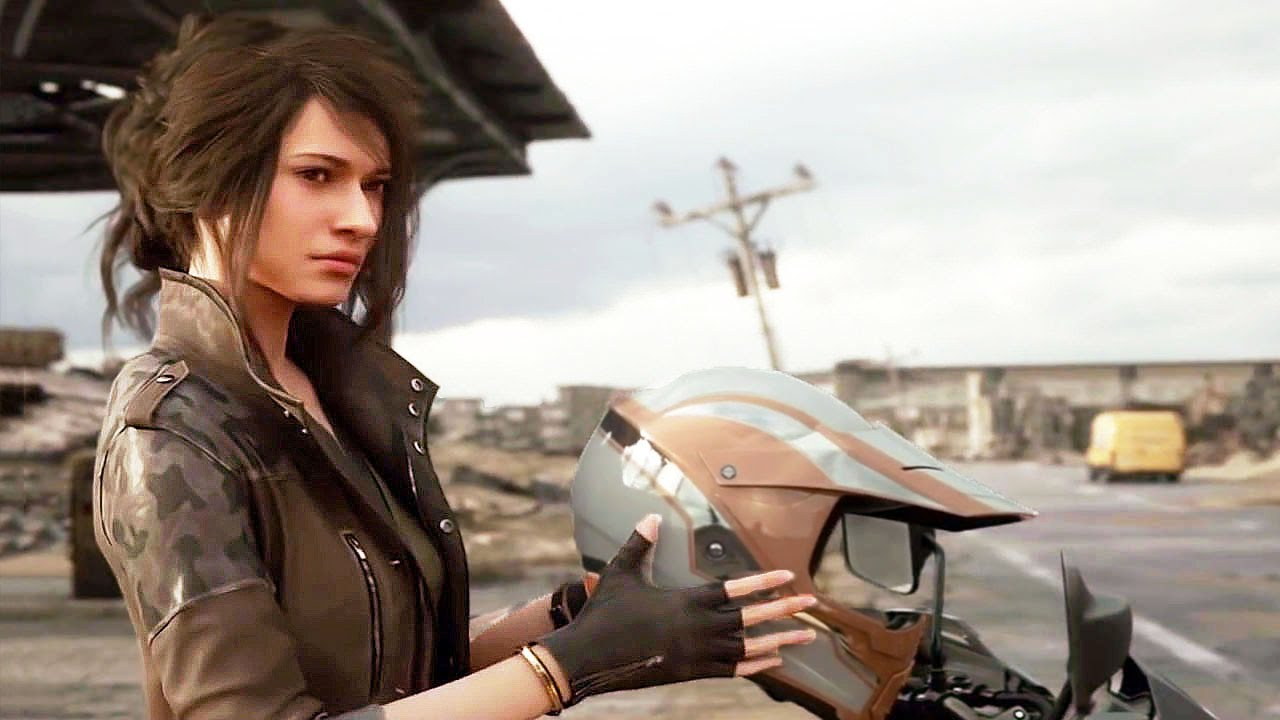 that new final fantasy movie is out and apparently sucks