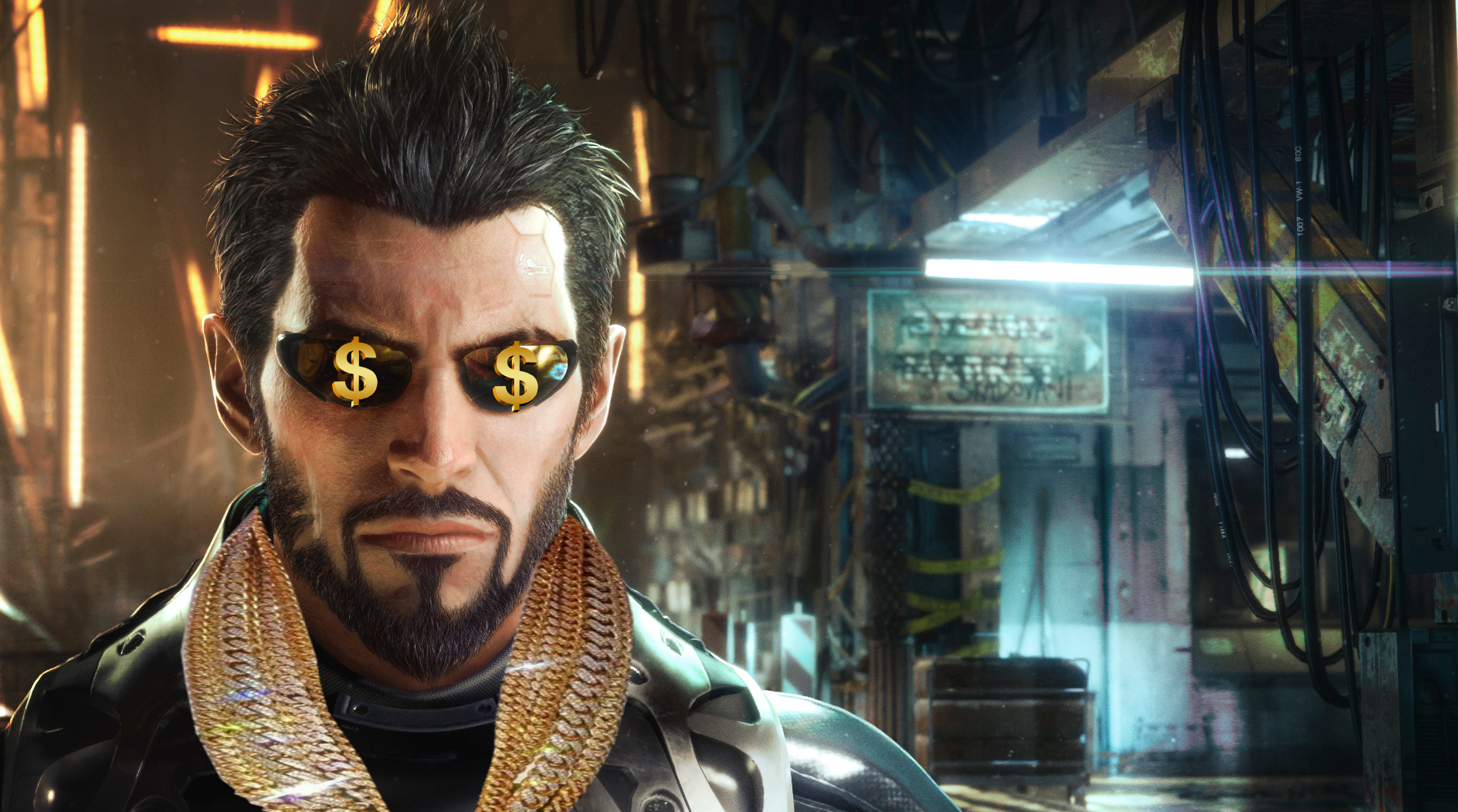 Let's discount Deus Ex: Mankind Divided, Tales of Zestiria, and more this weekend screenshot