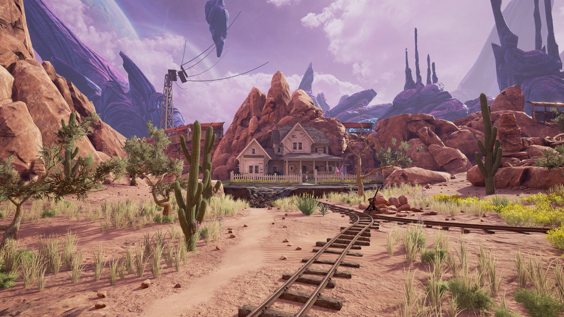 Plane Fighting Games >> Review: Obduction