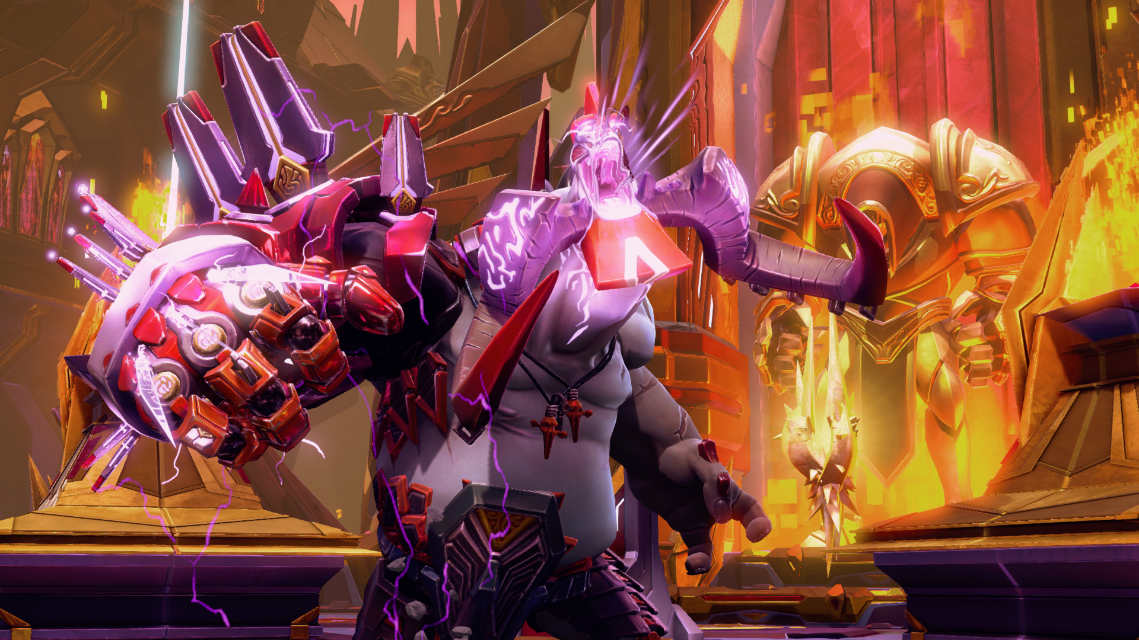 Tons of new info on Battleborn's upcoming DLC is out now screenshot