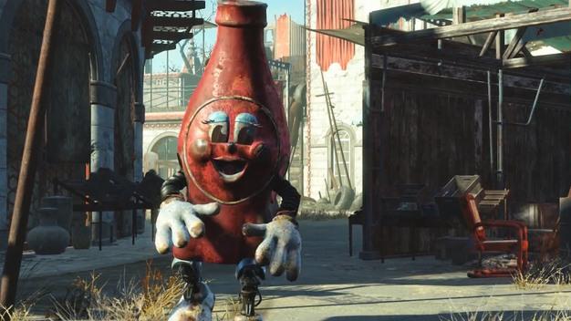 Fallout  Build Vault Tec Items Outside