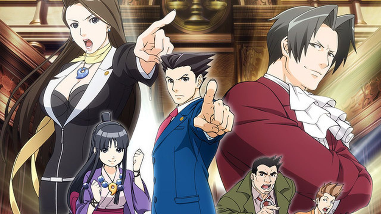 The Ace Attorney Anime Is Getting An English Dub