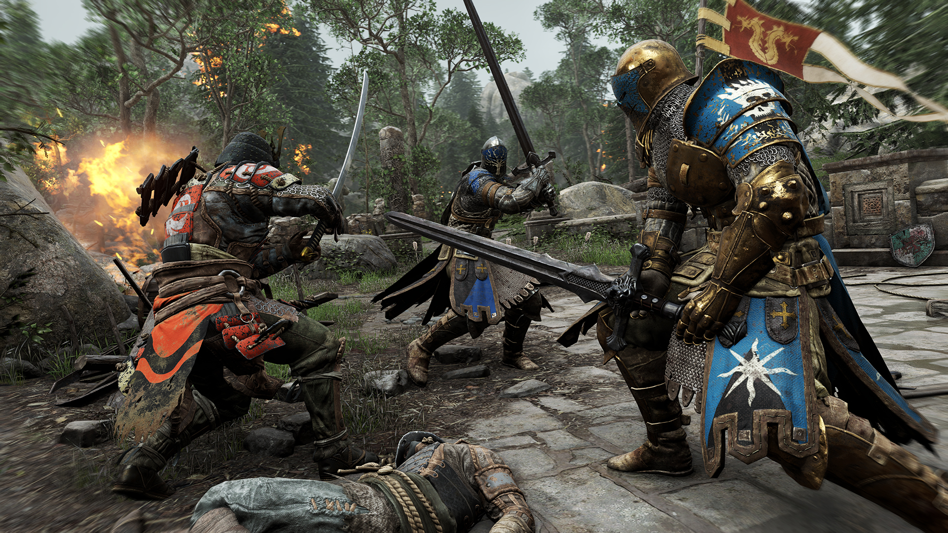 Weekend deals: 20% off For Honor; new Nemesis bundle starts at $1.49 screenshot