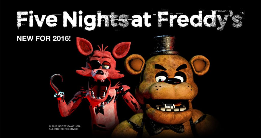 Five Nights at Freddy's Haunted House opening soon in Las ...