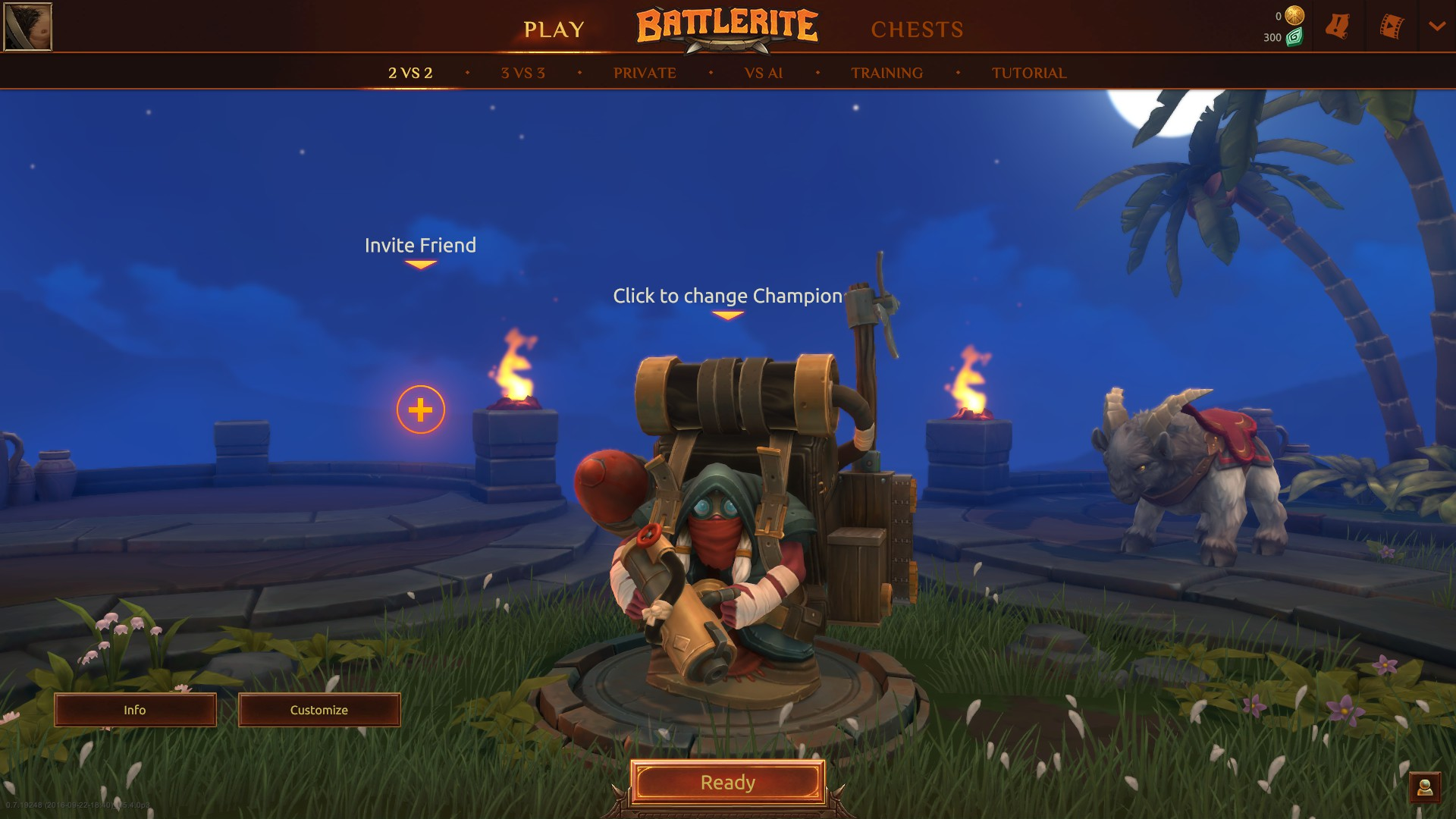 battlerite matchmaking best place to hook up in kuala lumpur
