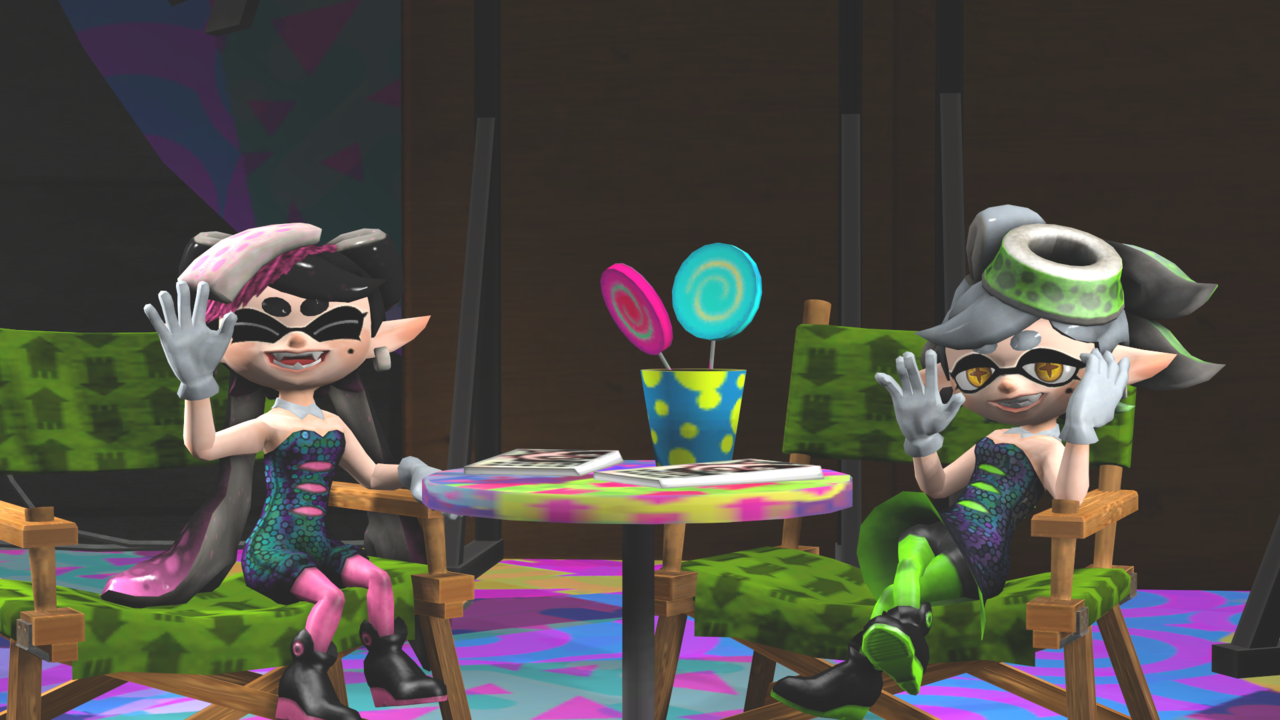 Callie And Marie Wallpaper: How To Stay Fresh In Japan
