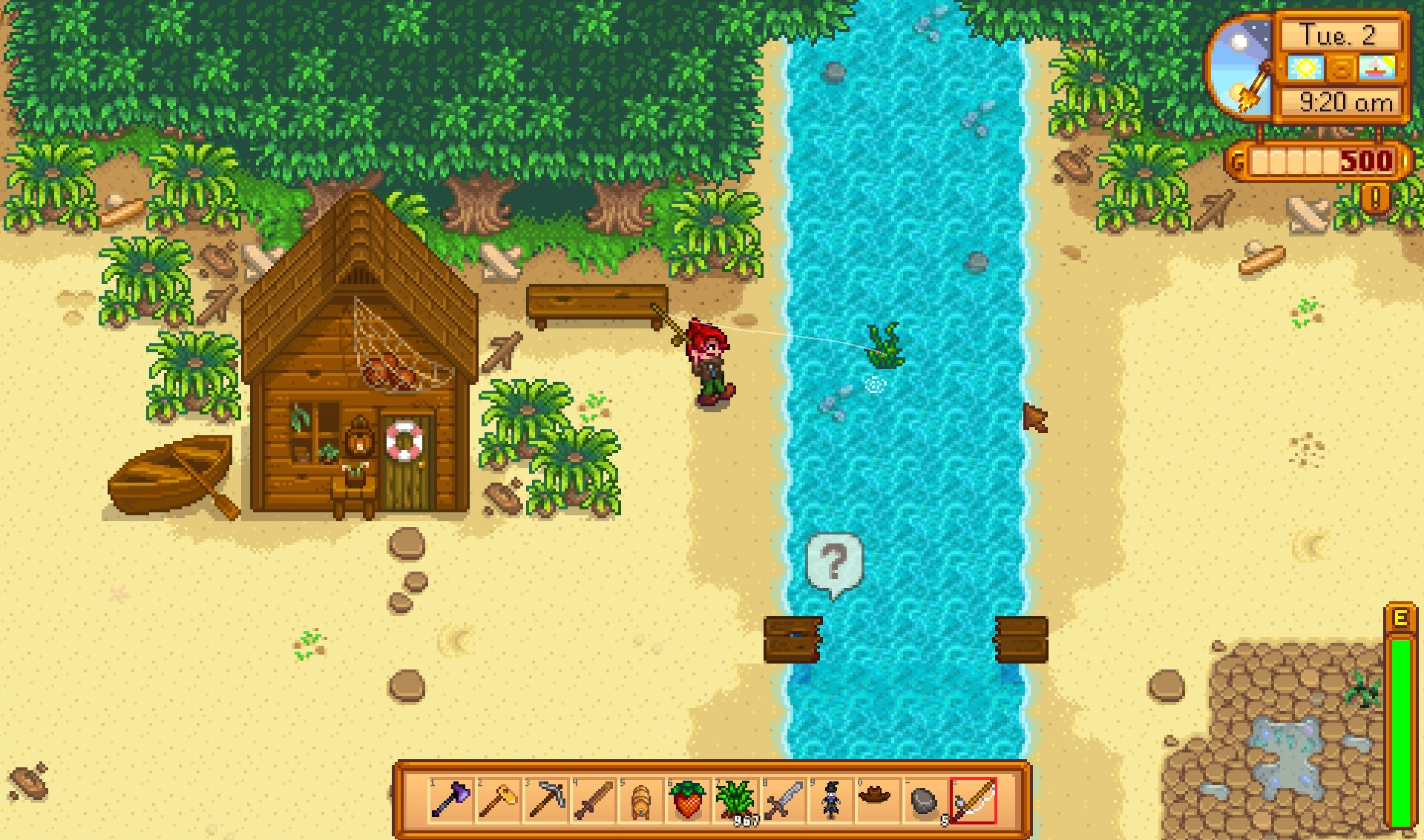stardew valley adds more farm maps buildings and a quest. Black Bedroom Furniture Sets. Home Design Ideas