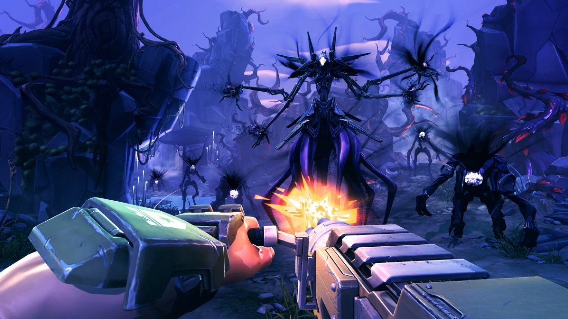 Battleborn's new free multiplayer mode is out on October 13 screenshot