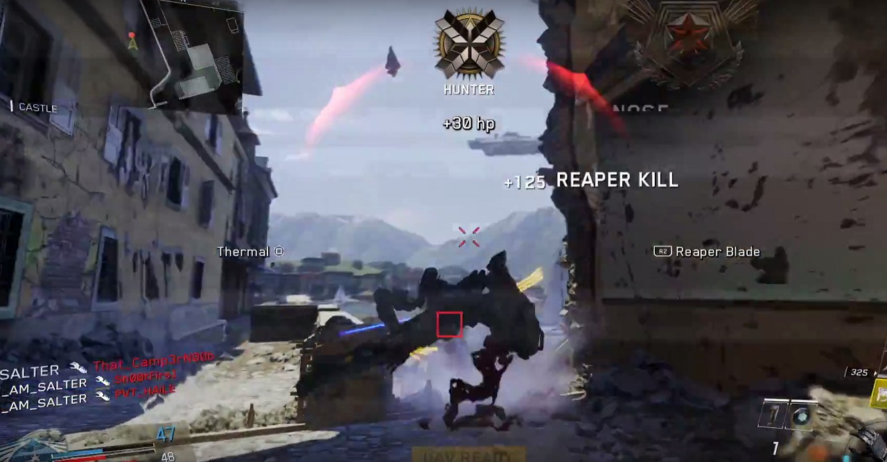 One Of The New Call Of Duty Classes Runs Like A Dumb Dog