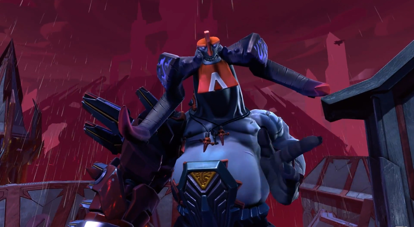 Battleborn's first story DLC is out today screenshot