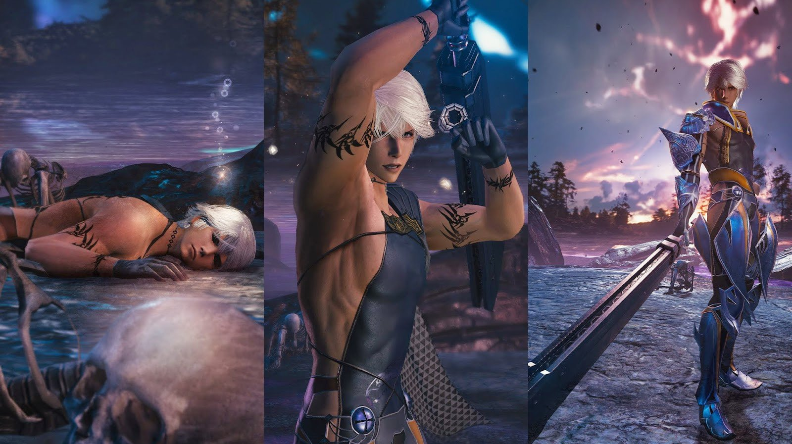 Final fantasy sex picture naked scenes