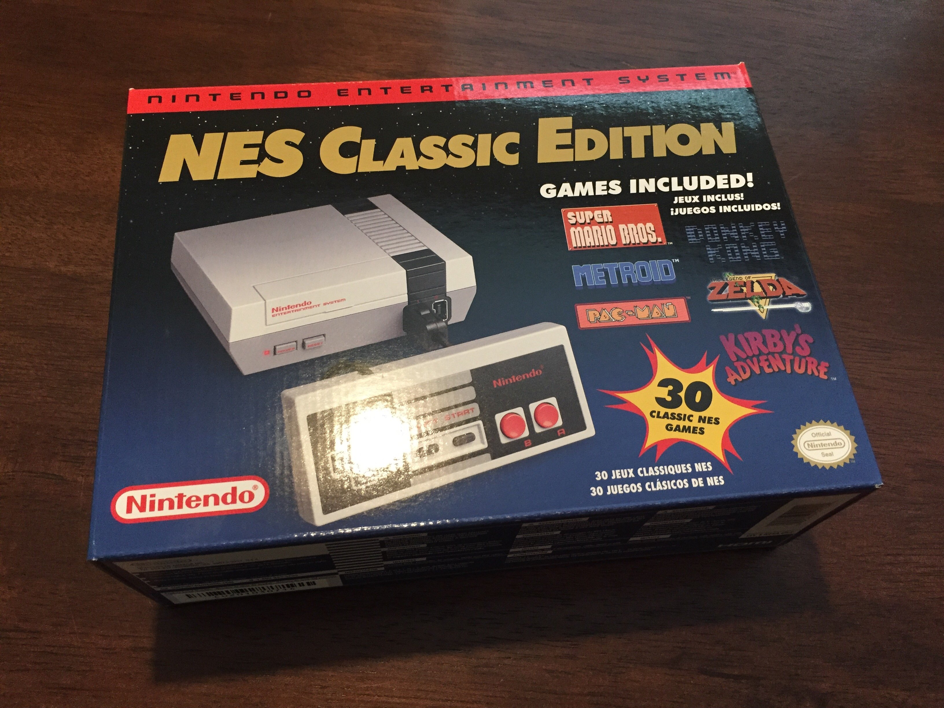 Nes Classic Edition Photo Gallery