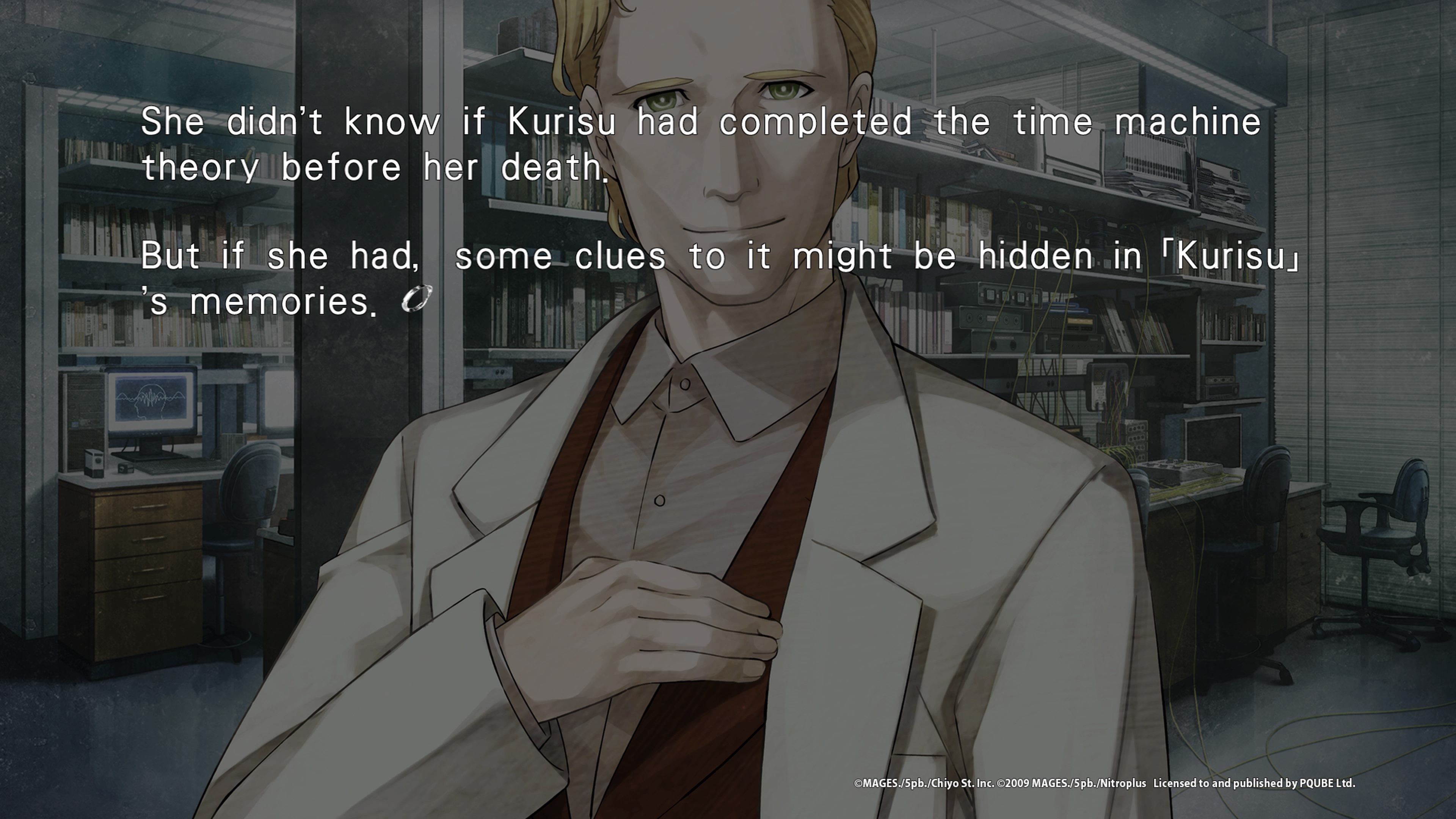 Review steins gate 0