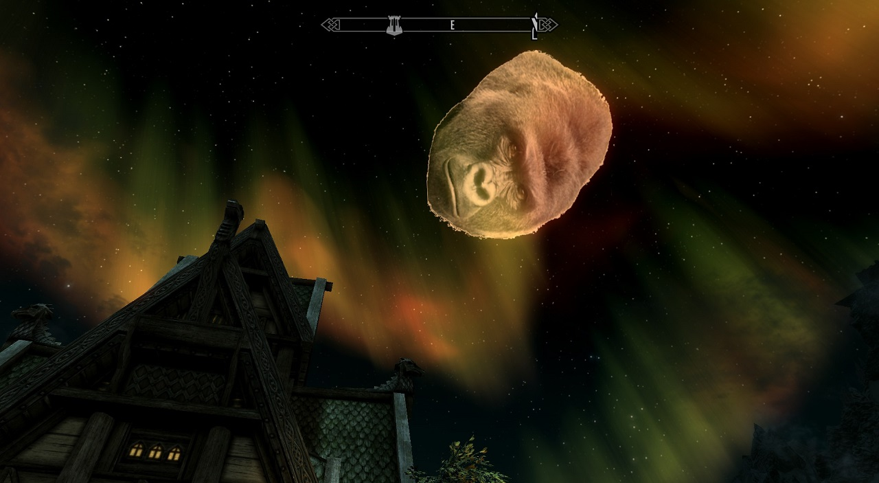 Celebrate the supermoon with these Skyrim: Special Edition mods
