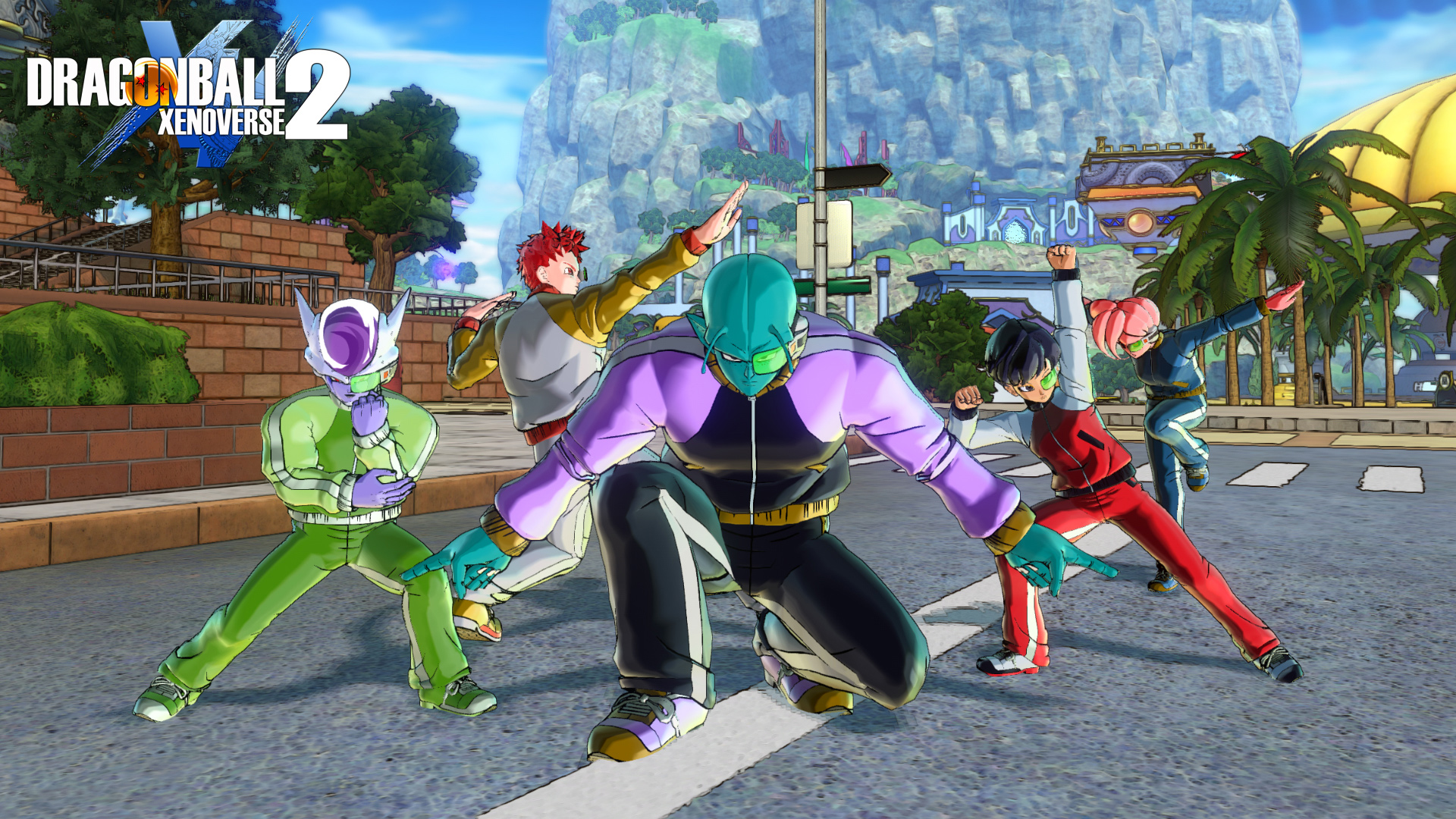 Frieza's forces are coming for Conton City in Dragon Ball