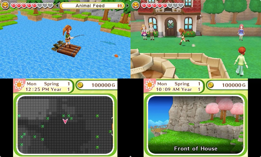 Review: Harvest Moon: Skytree Village