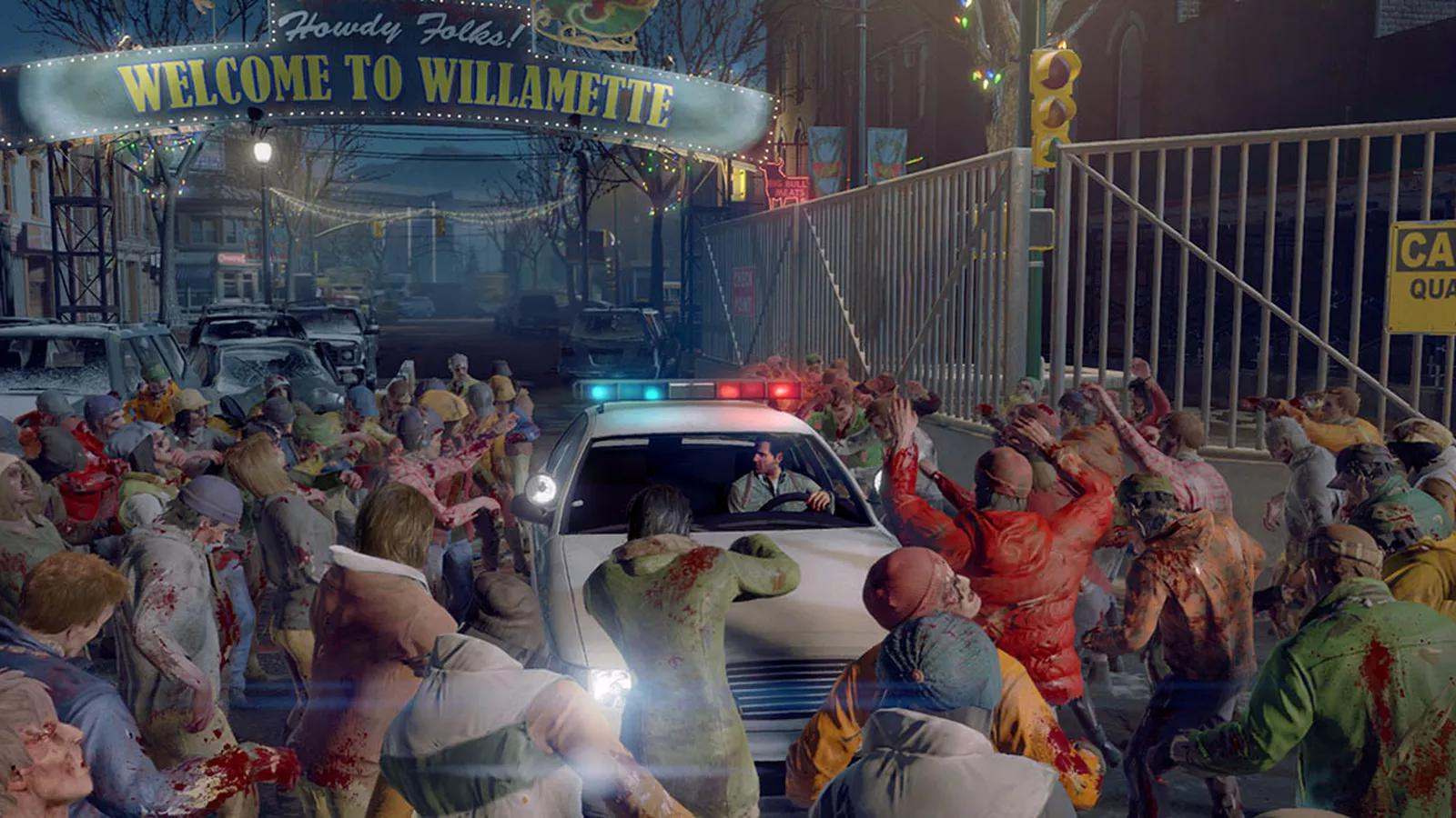 Capcom Cuts Scope and Staff of Next Dead Rising