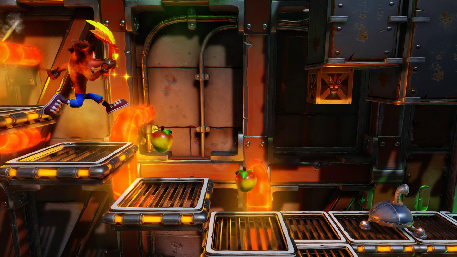 Vicarious Visions on Crash Bandicoot: Nsane Trilogy