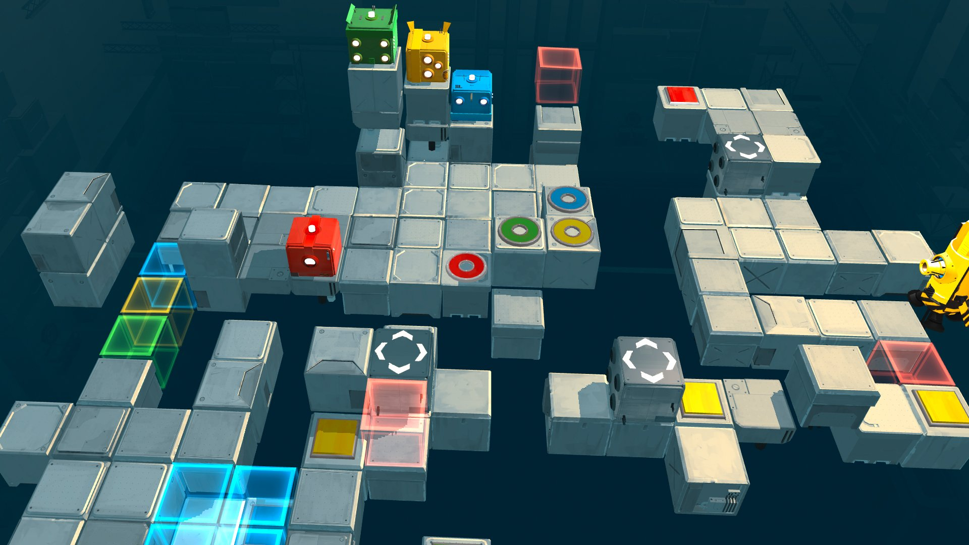 Sadistic co-op puzzle game Death Squared coming to PS4 too