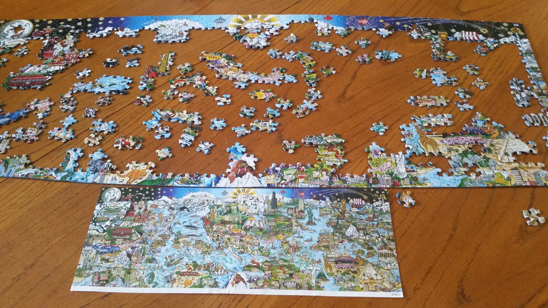 Jigsaw puzzles are extremely cool, go do a jigsaw puzzle