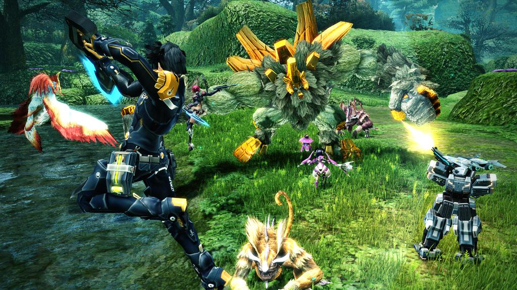 Phantasy Star Online 2 hits 500,000 downloads on PS4 ...