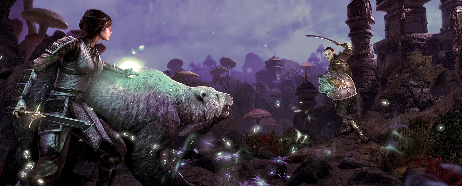 The Elder Scrolls Vita : Next up for the elder scrolls online morrowind