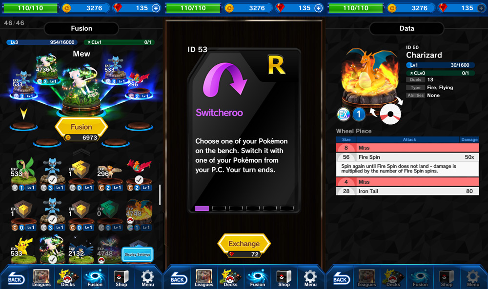 Review: Pokemon Duel