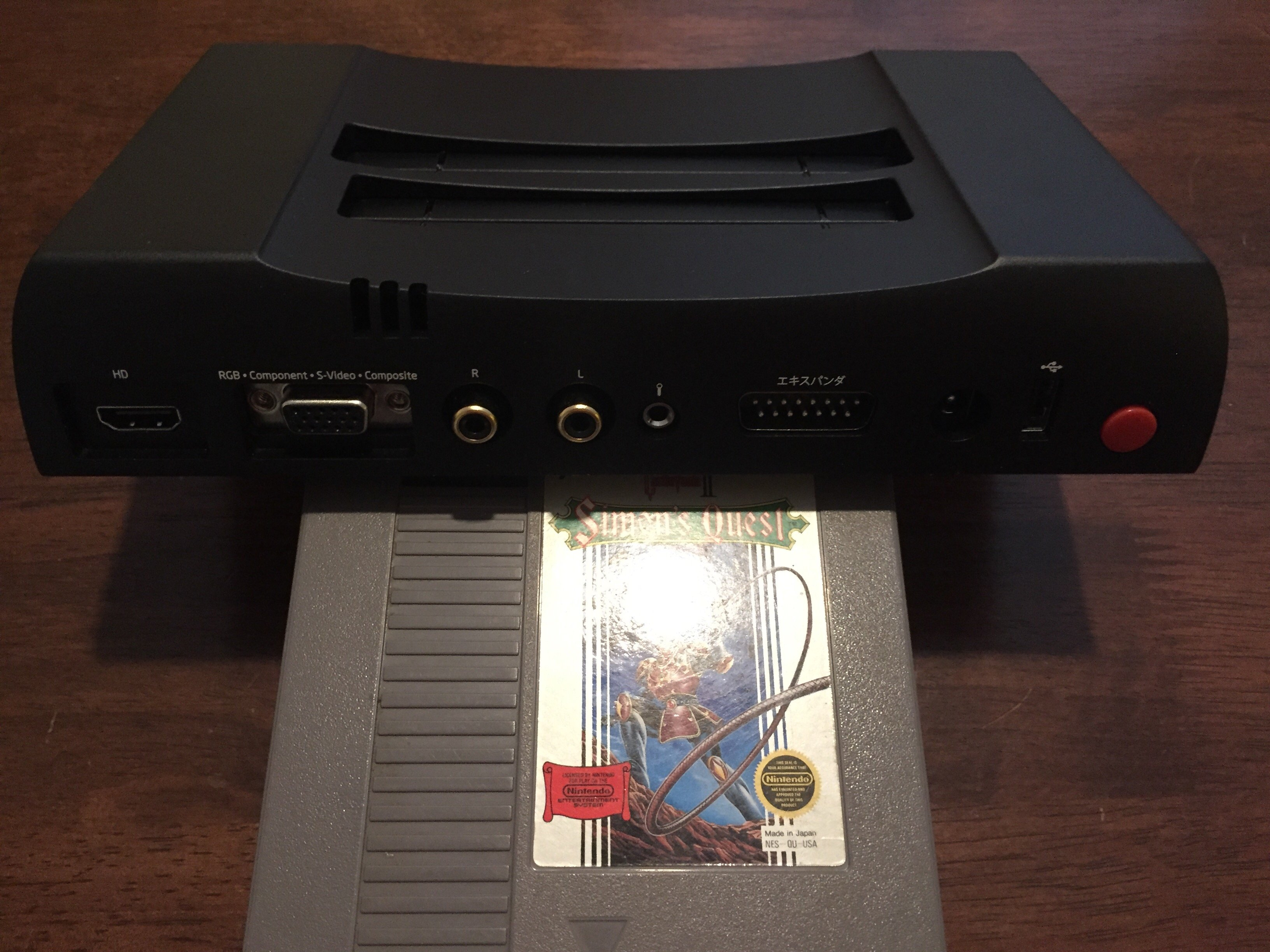 Analogue Nt mini review