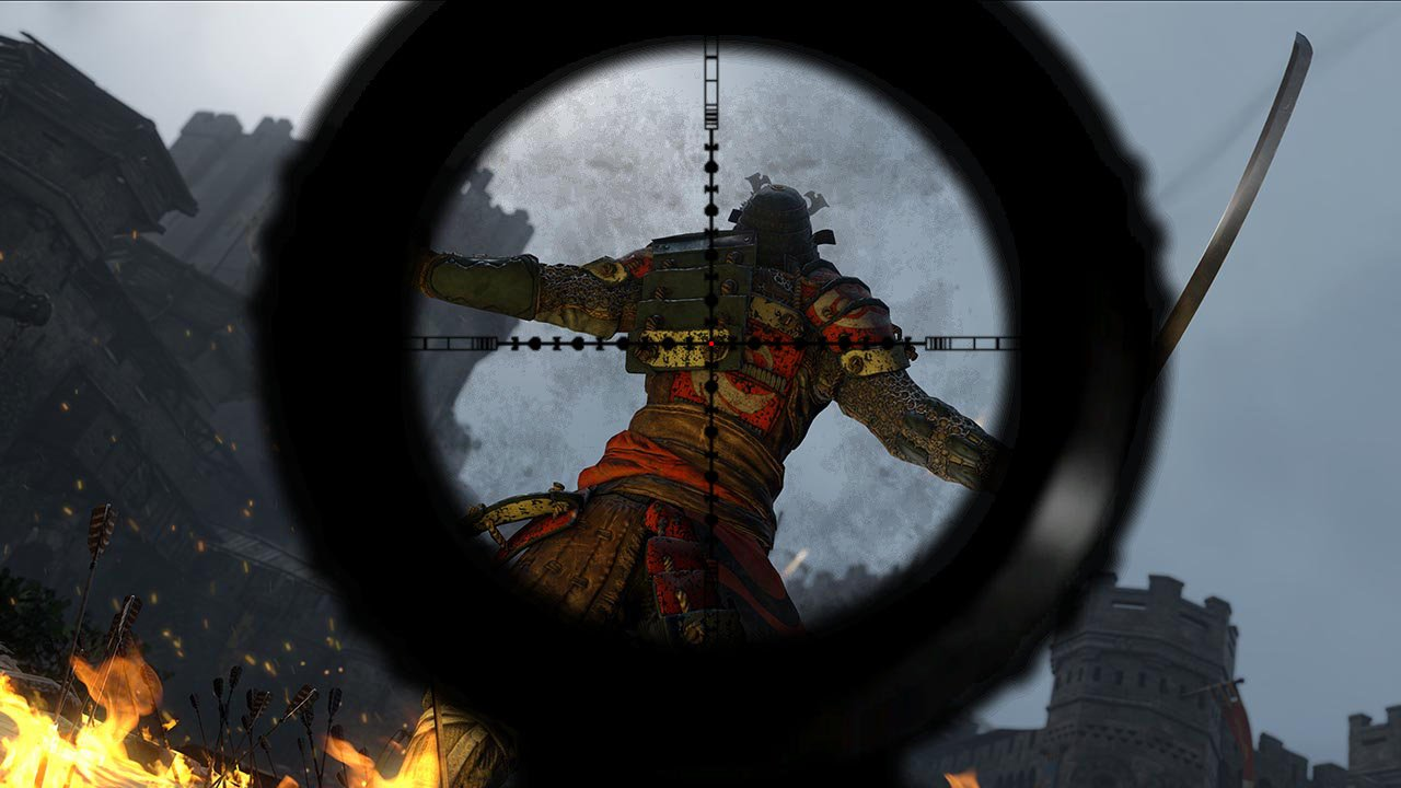 February releases For Honor & Sniper Elite 4 lead weekend deals screenshot