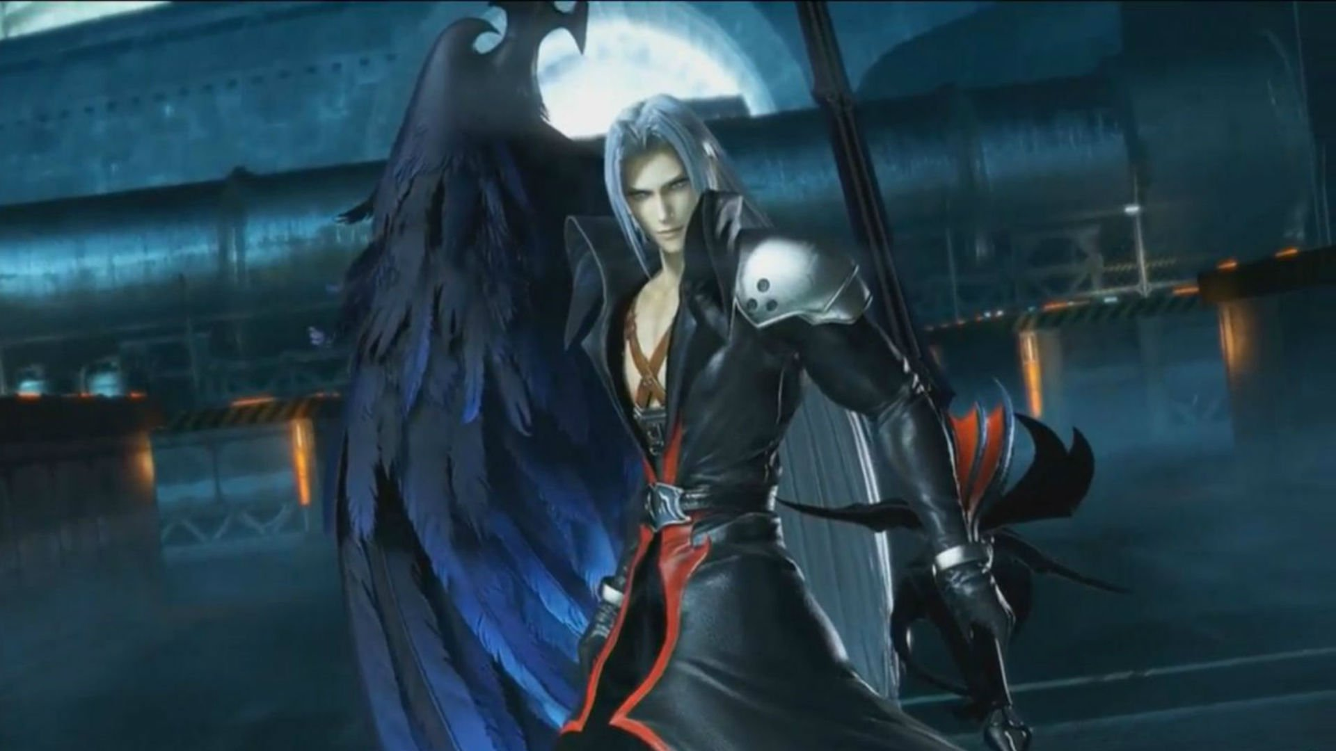 Sephiroth is getting his Kingdom Hearts outfit in Dissidia ... Antonio Banderas