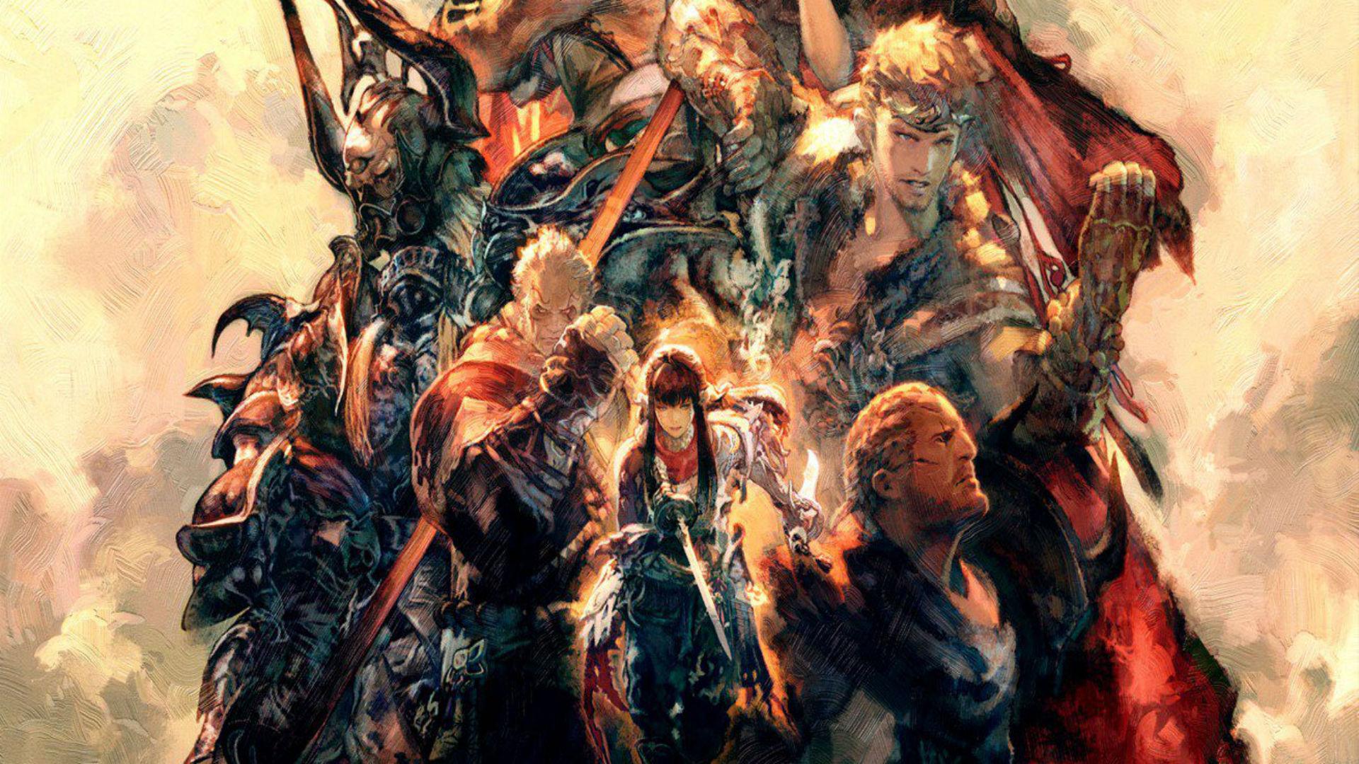 Final Fantasy XIV: Stormblood's Opening Movie Reveals New