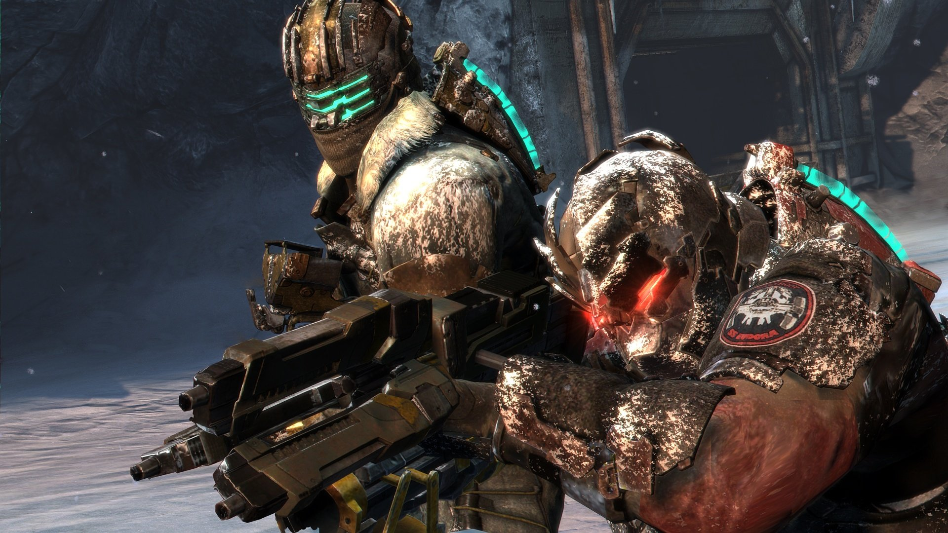 Dead Space 3 wasn't originally designed for microtransactions screenshot