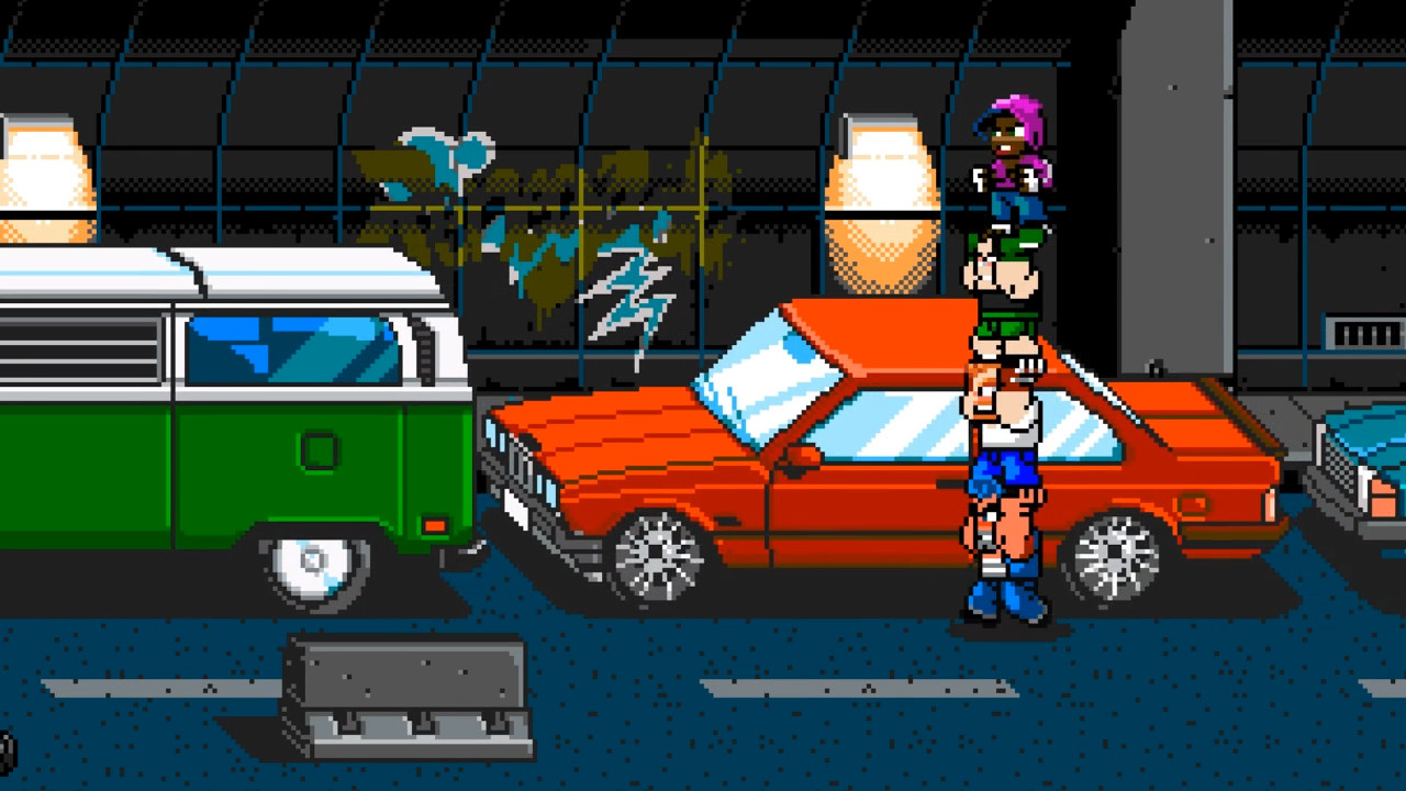 River City Ransom: Underground review