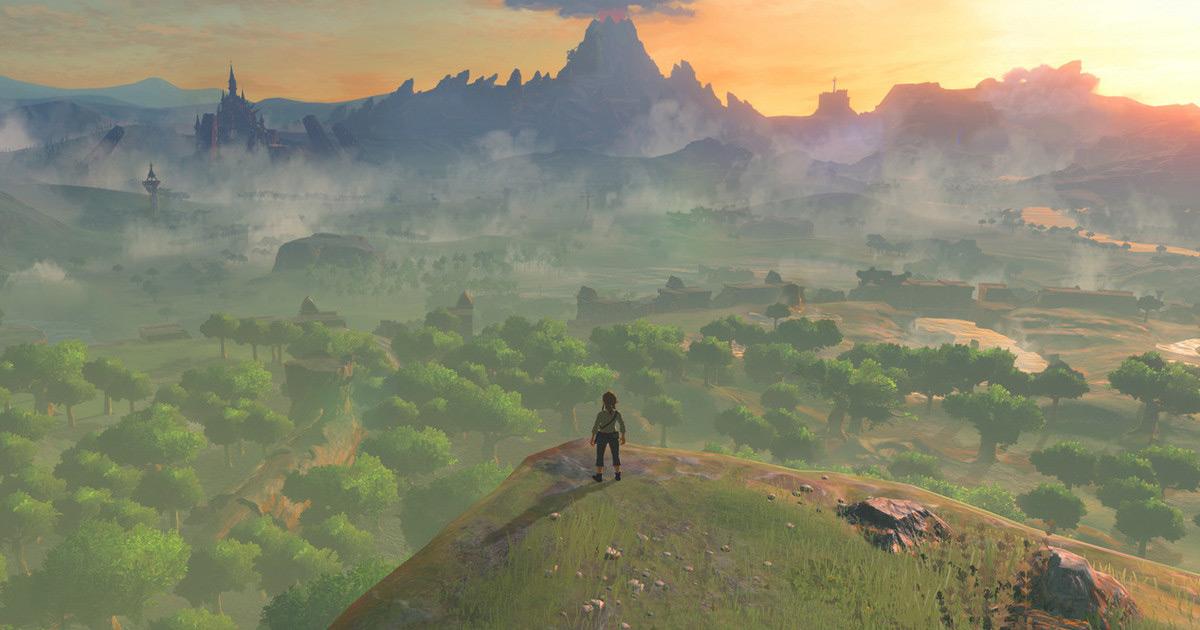 Afro Link by lynardkiller [The Legend of Zelda: Breath of