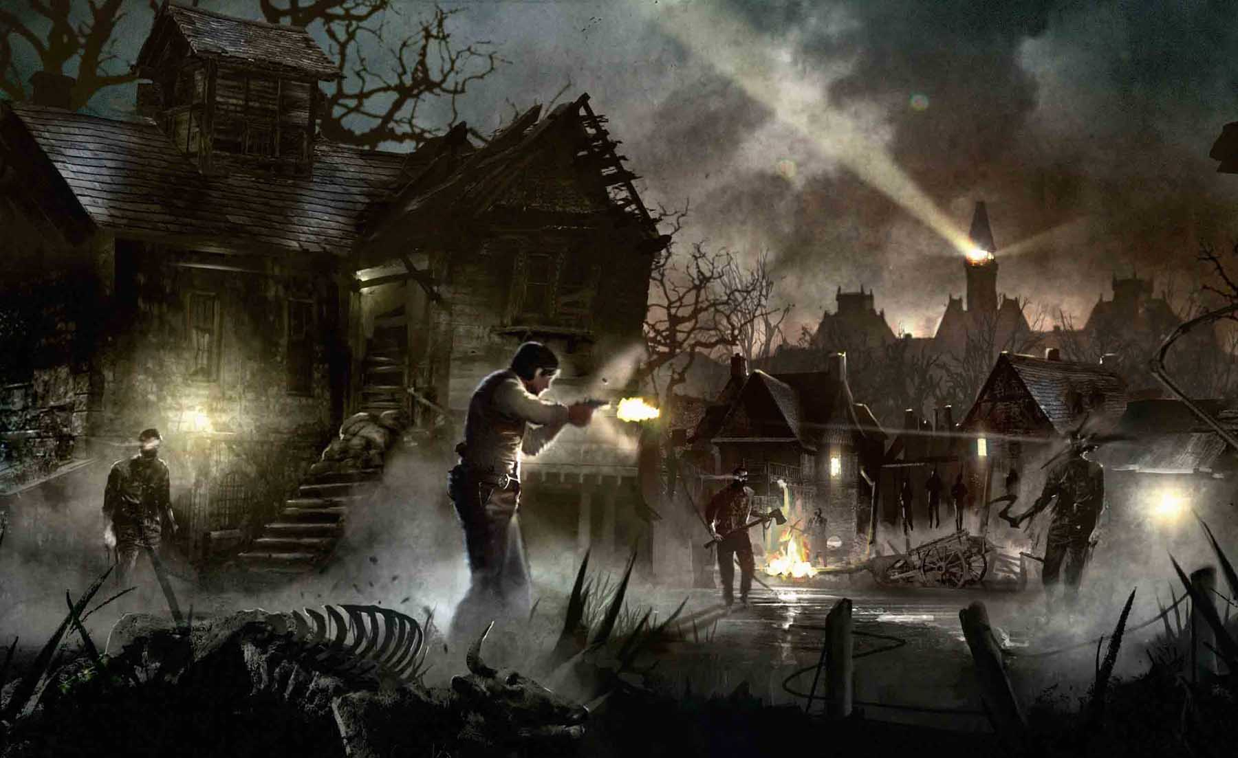 New evidence points to an Evil Within sequel screenshot