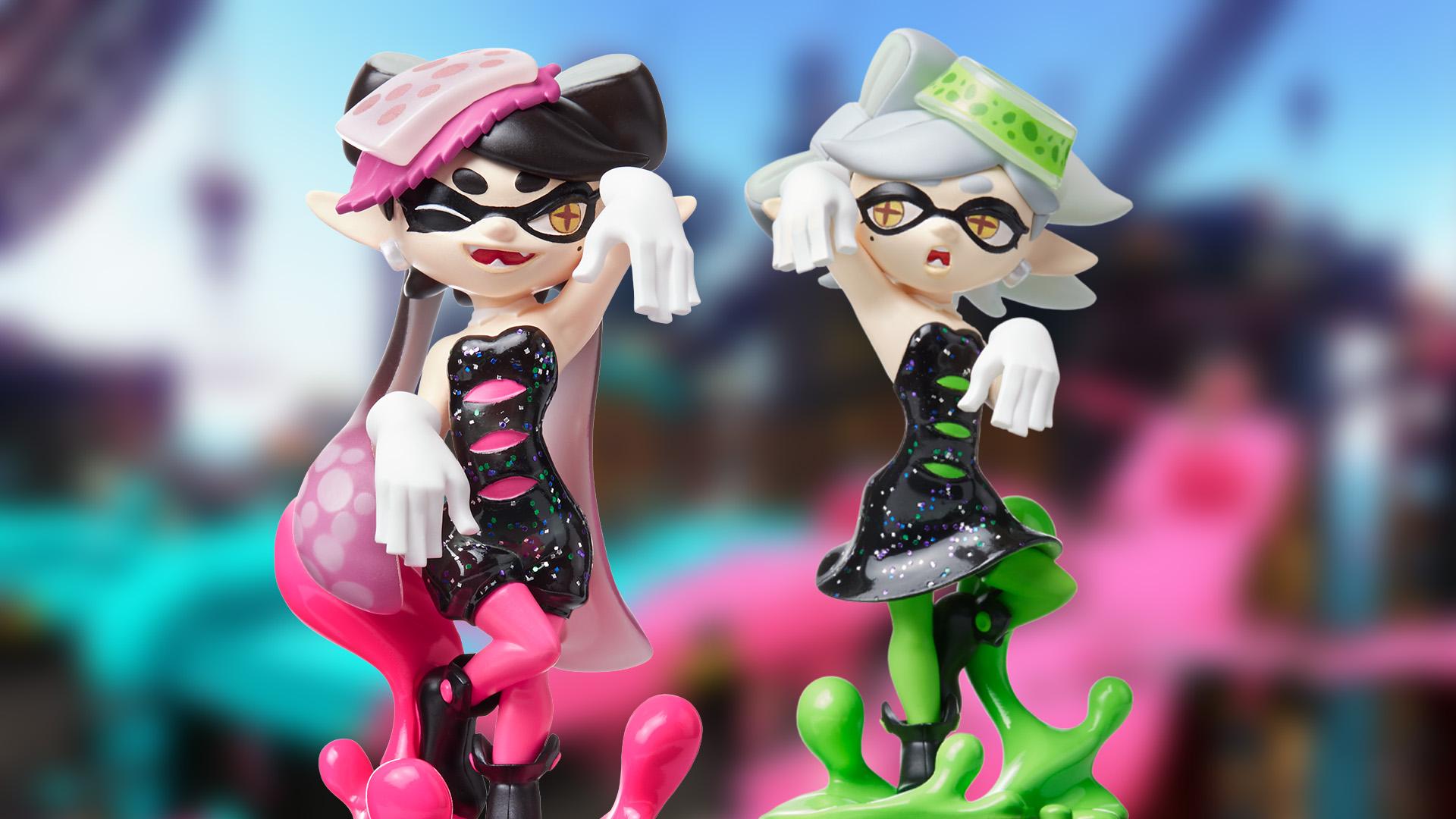 Callie And Marie Wallpaper: Splatoon 2's Squid Sisters Prologue Keeps Getting Juicier