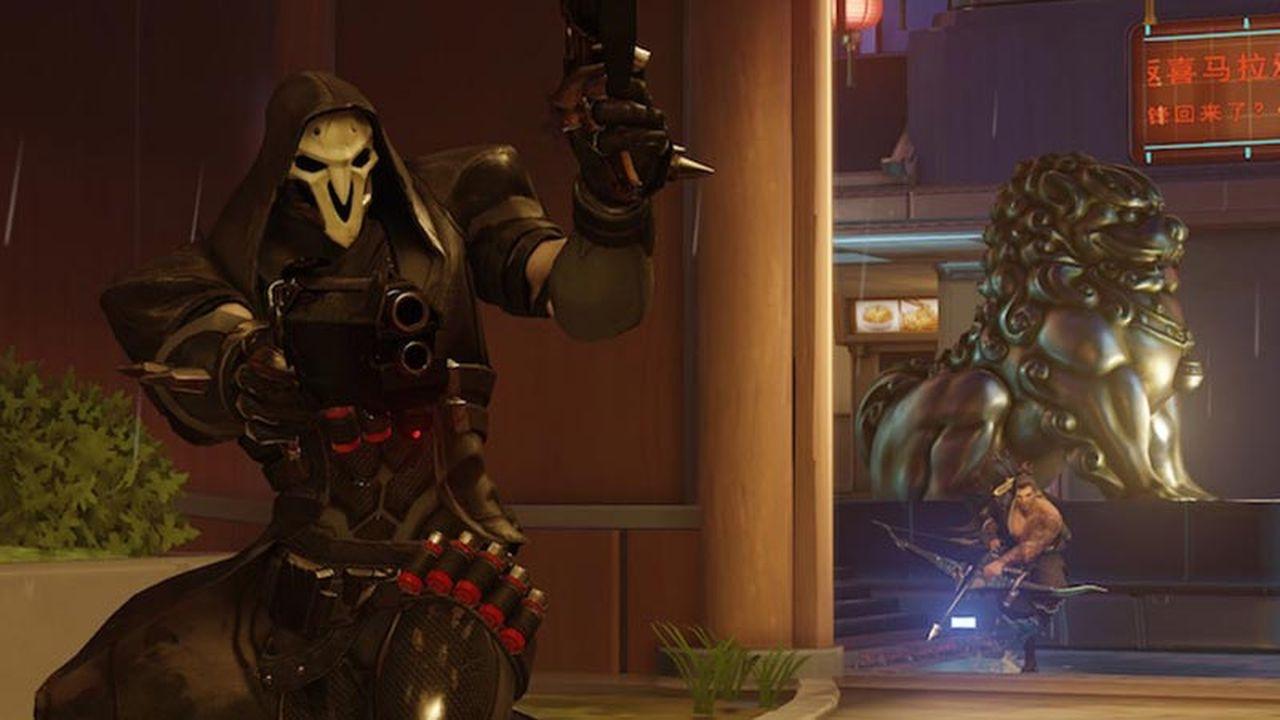 You've got character: Reaper