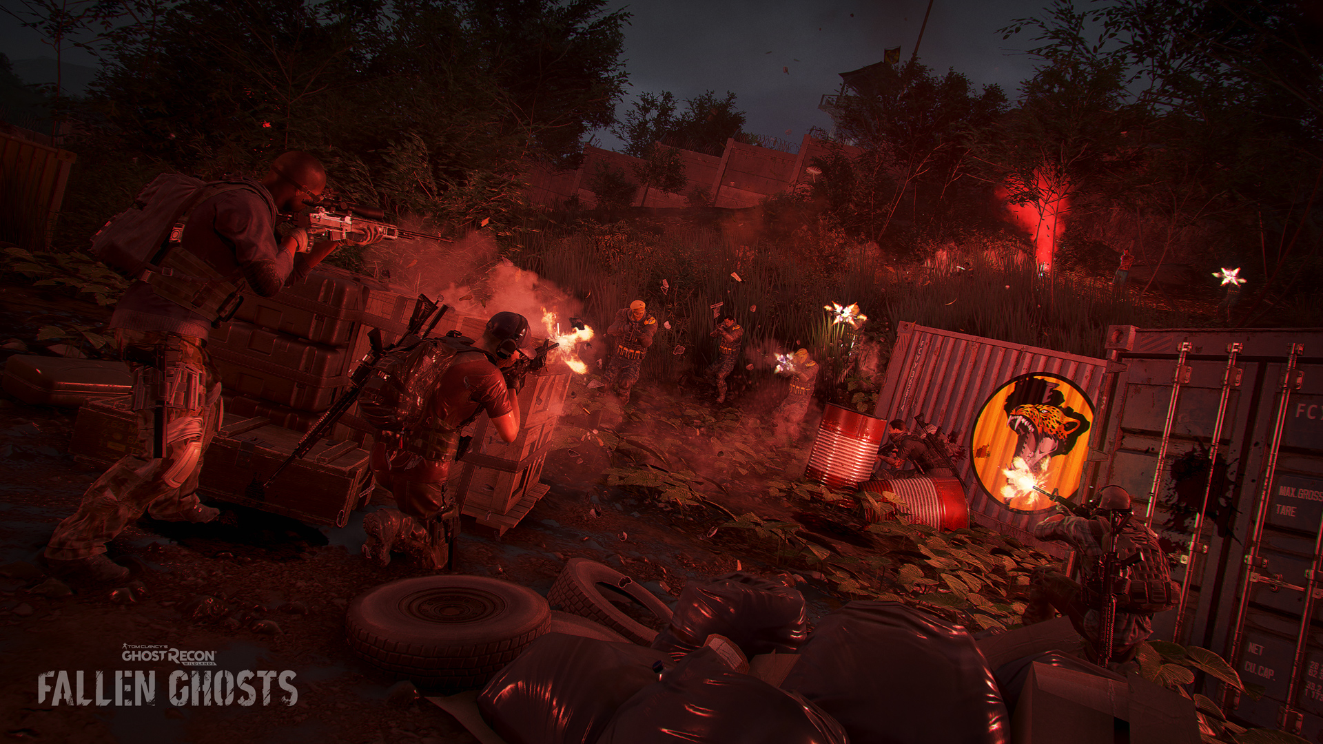 Ghost Recon Wildlands picks right back up with the Fallen Ghosts expan