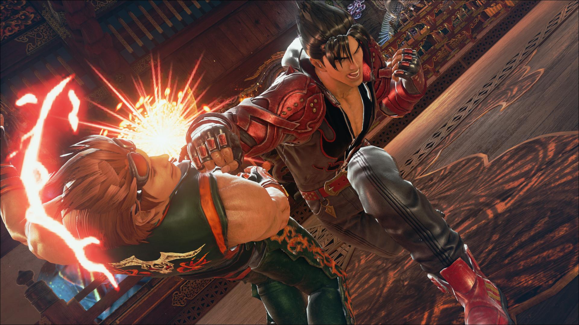 Review Tekken 7