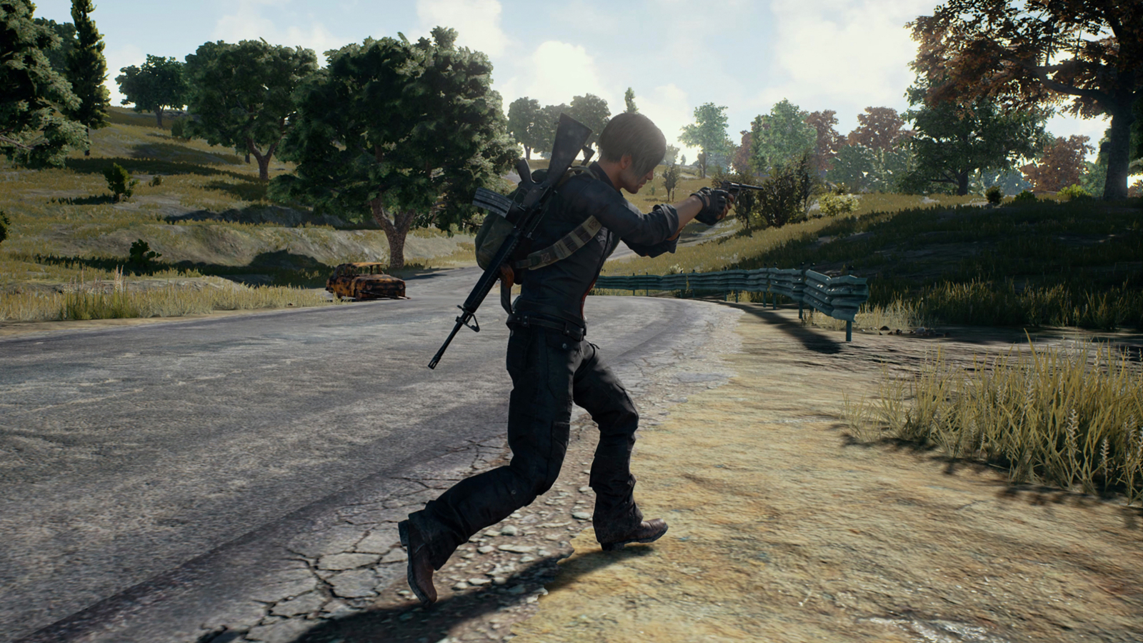 Early Access Review Playerunknown S Battlegrounds