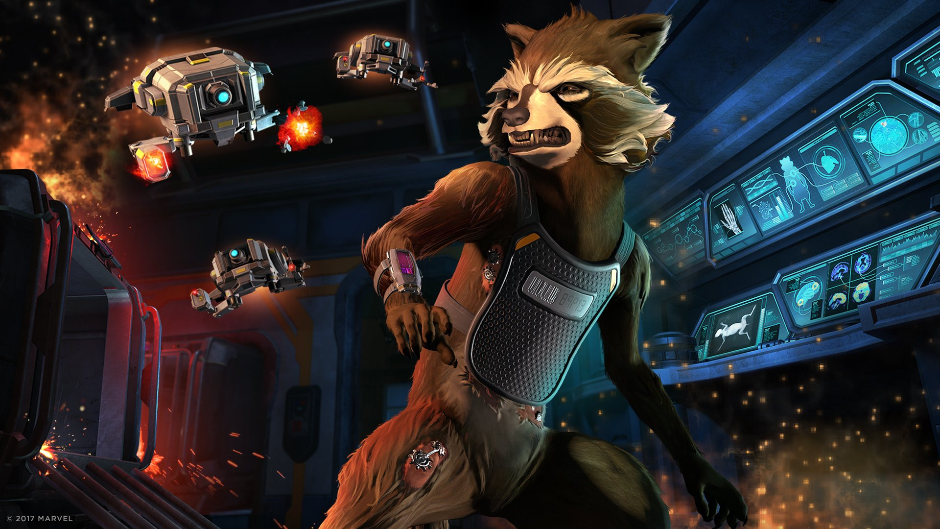 Review Guardians Of The Galaxy The Telltale Series
