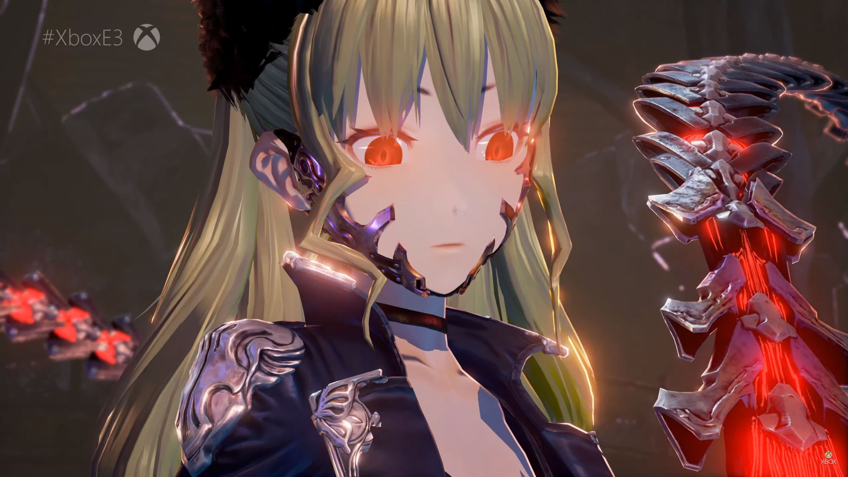 code vein evokes a lot of things  like bloodborne and nier