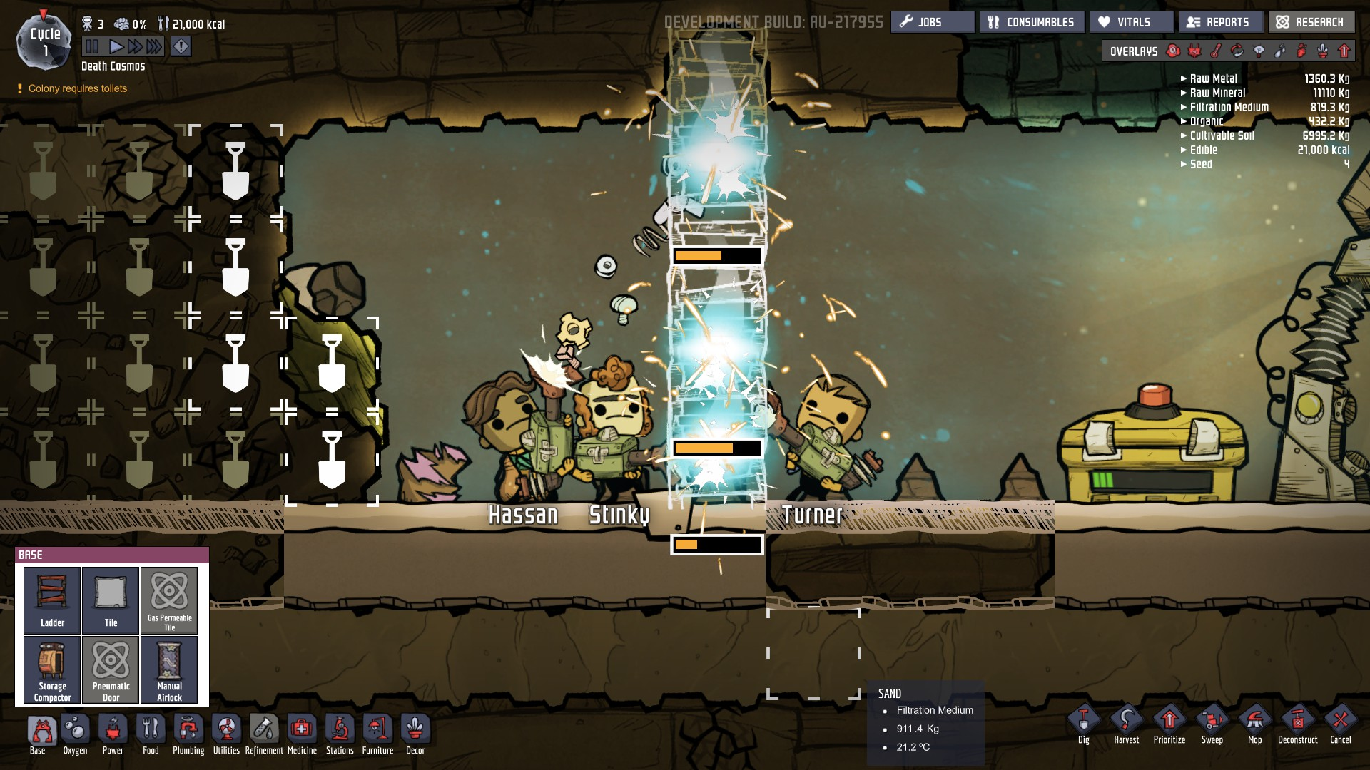 Early Access Review: Oxygen Not Included